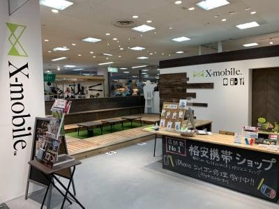 アピタ松任店 エックスモバイル白山店の外観の写真