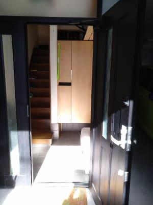 Reborn キッチンスペースLの入口の写真