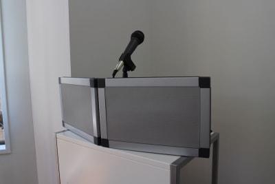 新宿・渋谷・代々木エリア 激安会議室 - ONE DAY OFFICE TOKYO 新宿・代々木zoom 貸し会議室の設備の写真