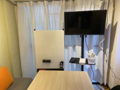 ランドプレイス浦和 1階会議室の設備の写真