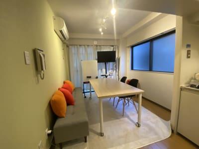 ランドプレイス浦和 1階会議室の室内の写真