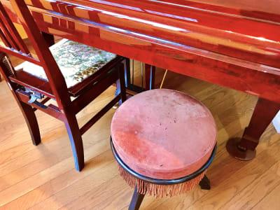 シュシュピアノ教室 ピアノスタジオの設備の写真
