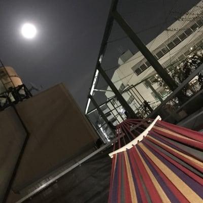 バルコニーで落ち着いた時間をお過ごしください✨ - レンタルームふじみ野 音楽♪🆗 映画会、誕生日会等✨の室内の写真