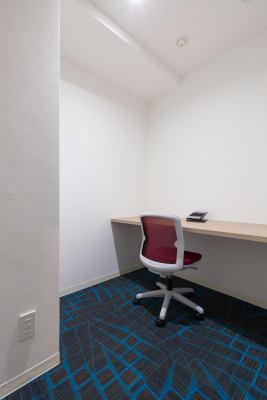 1名収容部屋(416室) ※1名机は移動不可 - Regg Aoyama REGG-1名部屋 Aタイプの室内の写真