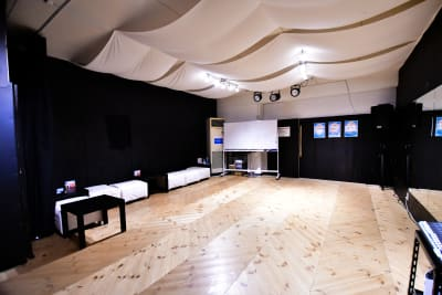 備品は基本無料です - ラビートスタジオ 天神駅4分多目的スタジオの室内の写真