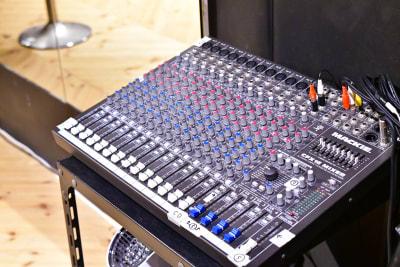 ミキサー - ラビートスタジオ 天神駅4分多目的スタジオの室内の写真