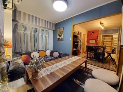 歌舞伎町ヤスオビルの室内の写真