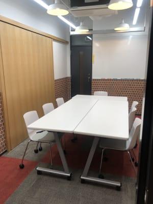 使用例② レイアウトはご自由に変更可能 鏡を閉めた状態です  - 恵比寿カルフール Aルームの室内の写真