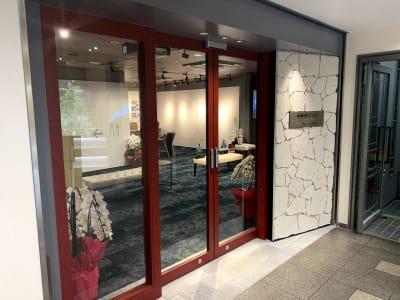 中楽坊情報館 ~シニアのためのセミナースペースの入口の写真