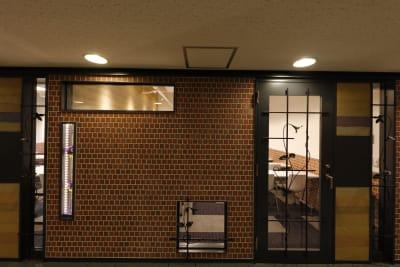 入口扉 - 恵比寿カルフール Bルームの室内の写真
