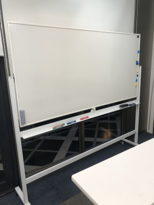 ホワイトボード  - 恵比寿カルフール Cルームの設備の写真
