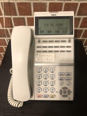 内線電話 お困りごとはお申し付けください - 恵比寿カルフール Cルームの設備の写真