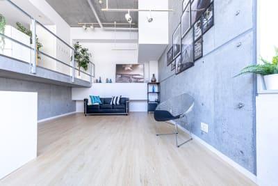A2. 撮影スタジオの室内の写真