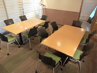 使用例②12名 - 恵比寿カルフール ギャラリールームの室内の写真
