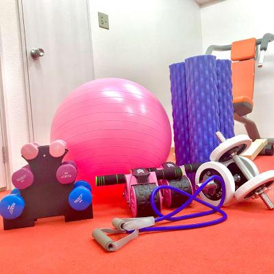 TRAININGROOMWaKa トレーニングジム(個室・貸切)の設備の写真
