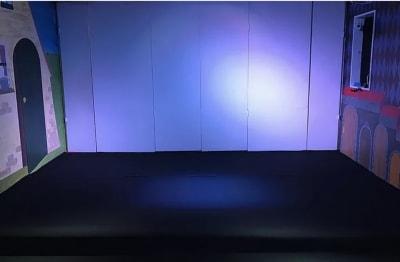 ピエロの小さな家 配信スタジオ・レンタルスペースの室内の写真