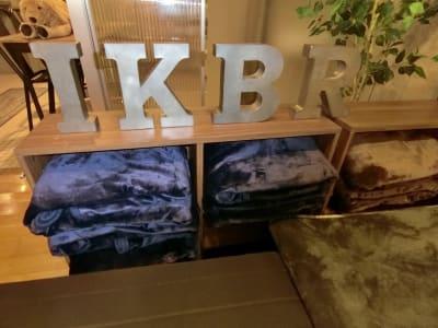池袋RFIS パーティースペースの室内の写真