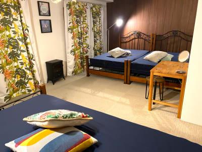 JK Room テルマー湯近く店 パーティースペース5の室内の写真