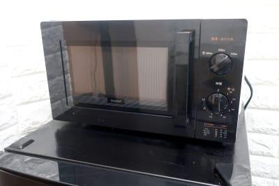 電子レンジ、お弁当など温める際にご使用下さい。  - レンタルスペース zest 2階 会議室、サロンスペース!の設備の写真