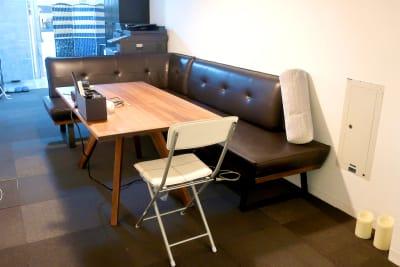 机も大きく作業も楽楽♪  - レンタルスペース zest 1階 レンタルスペースの室内の写真