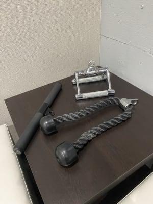 アタッチメント - ビオスさいたま新都心店 トレーニングルームの設備の写真