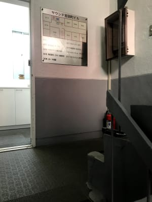 ランドプレイス関内の入口の写真