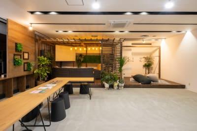 AIP.STUDIO レンタルスペースの室内の写真