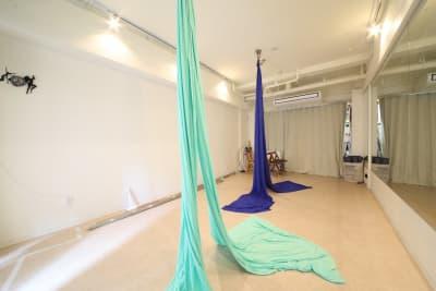 155_StudioAVA大阪 スタジオスペースの室内の写真