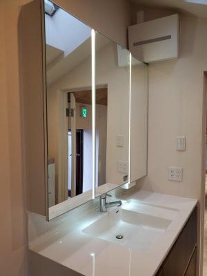 洗面器 - 渋谷ハウス3F 駐車場有 渋谷ハウス3Fの室内の写真