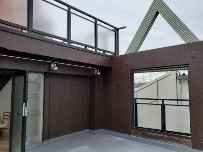 ベランダ - 渋谷ハウス3F 駐車場有 渋谷ハウス3Fの室内の写真