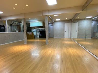 レンタルスペース「パル」 多目的スタジオの室内の写真