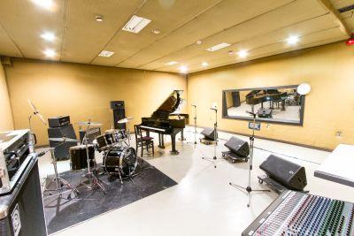 UNION-Sendai Sound Studio- L studioの室内の写真