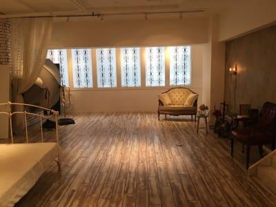メインスタジオです - 浅草橋ロゼスタジオの室内の写真