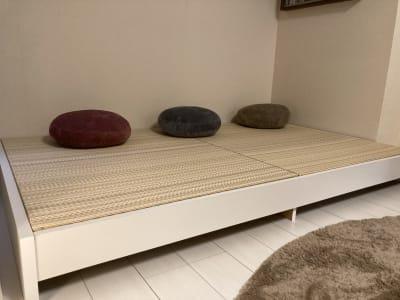 小上がり(畳)スペースです。 - 大崎・五反田駅近・築浅スペース 大崎・五反田の駅近・築浅スペースの室内の写真