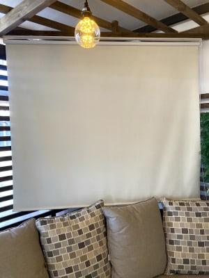 スクリーン - AIP.STUDIO レンタルスペースの設備の写真