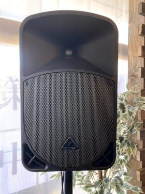 スピーカー×2 - AIP.STUDIO レンタルスペースの設備の写真