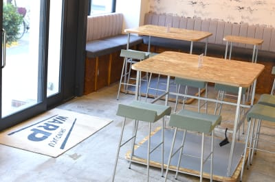 【新宿ワープ】 新宿ワープの室内の写真