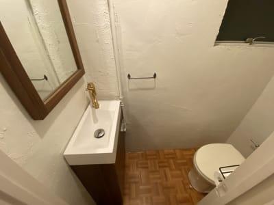 トイレ設備 - 西麻布スタジオ 六本木ヒルズ前 レンタルスタジオ&ワークスペースの室内の写真