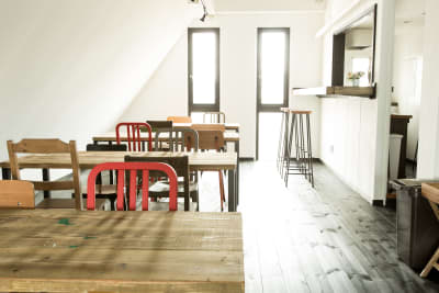 スタジオ:401 側 - STUDIO △ ROOF 【貸切】2部屋まるごとパック の室内の写真