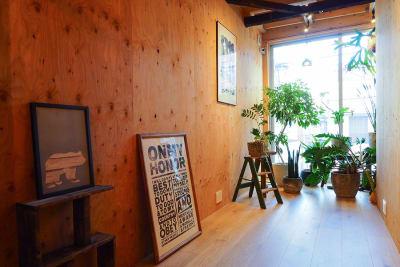 W Complex 1フロア貸切 2Fの室内の写真