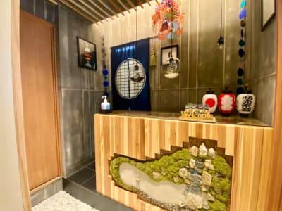 keyhotel akiba テラス(会食、演奏、撮影など)の室内の写真