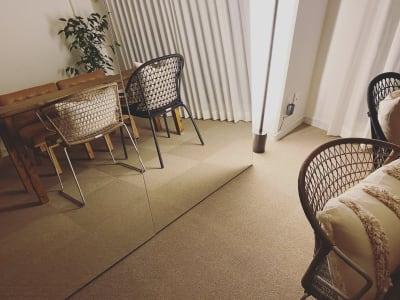 夜に便利な調光可能間接照明 - 1cho room 青山一丁目・外苑前すぐ✨の設備の写真