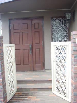 Como House 国分寺 音楽ルーム with pianoの入口の写真