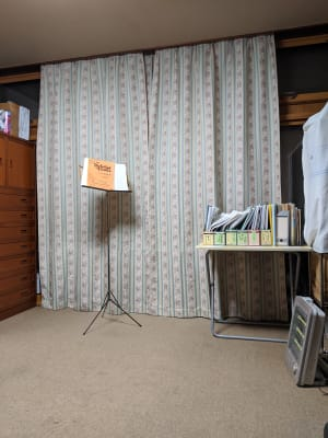 Como House 国分寺 音楽ルーム with pianoの室内の写真