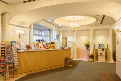 ビジネスインノルテ 会議室・フリースペースの入口の写真