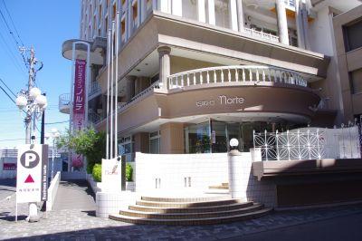 ビジネスインノルテ 会議室・フリースペースの外観の写真
