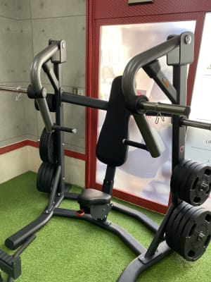 Stoic's Base プライベートトレーニングジムの設備の写真