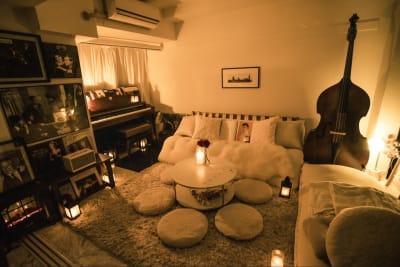 Musish代官山の室内の写真