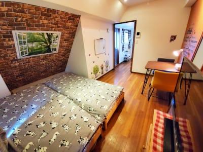 新大久保ヴィラヨシダ ヴィラヨシダ301の室内の写真