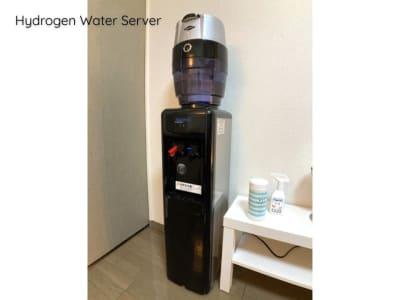水素水サーバーです。 - ◆エブリ梅田東◆レンタルサロン★ エステスペース、多目的スペースの設備の写真